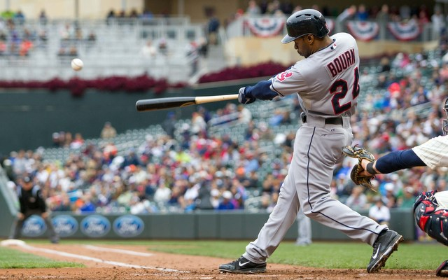 Michael Bourn and the Indians have guaranteed themselves at least a Game 163.
