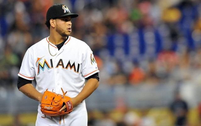 Now you can say you witnessed Henderson Alvarez make history.