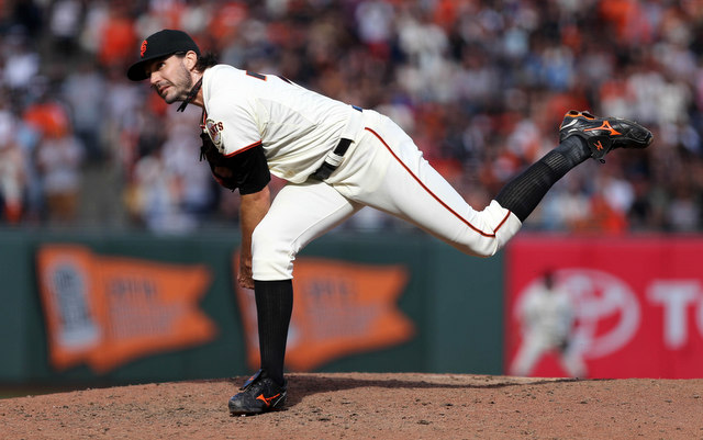 Barry Zito's time with the Giants has come to an end.