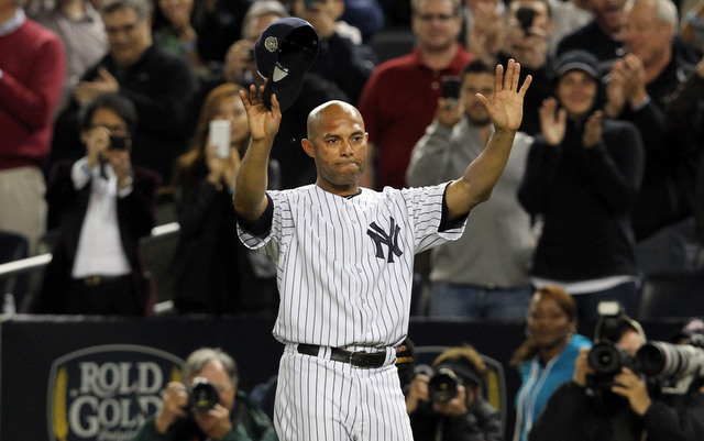 Mariano Rivera became a Yankee 24 years ago today.