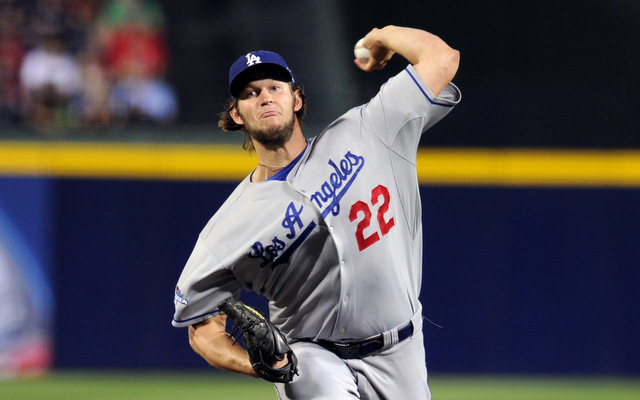 For the first time in his career, Clayton Kershaw will pitch on three days' rest in Game 4.