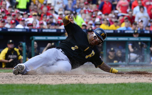 Marlon Byrd was one of many important Neal Huntington pick-ups to contribute to the Game 2 win.