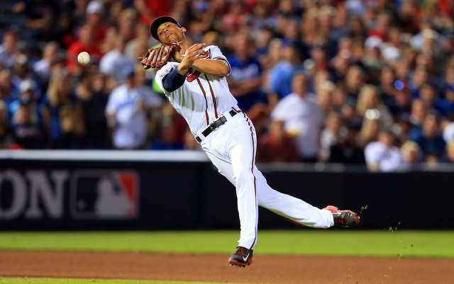Andrelton Simmons headlines the crop of first time Gold Glove winners.
