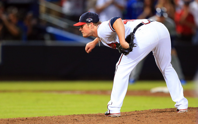 Craig Kimbrel's rising salary is a pressing issue for the Braves.