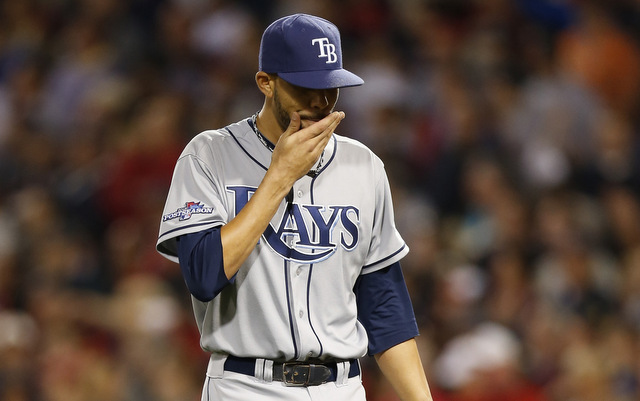 David Price's wallet is a little lighter following a fine from MLB.