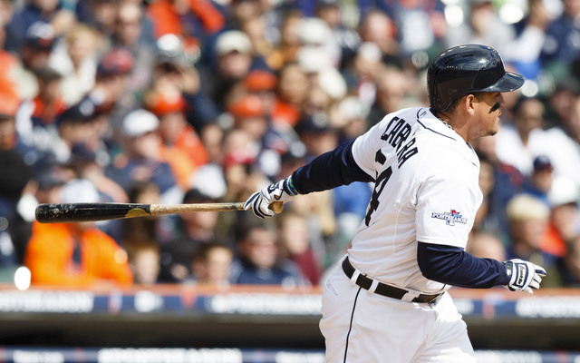 Miguel Cabrera has just three singles in the ALDS.