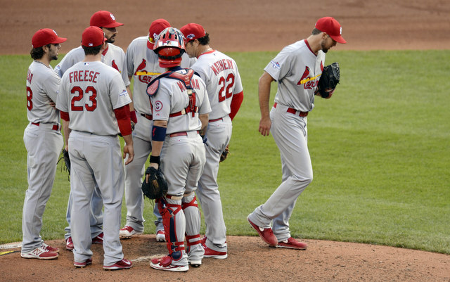 The Cardinals could not have asked for anything more from Michael Wacha in Game 4.