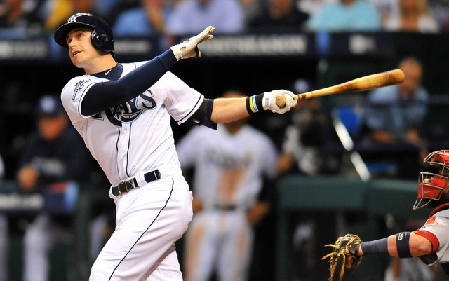 The Rays will need another big game out of Evan Longoria on Tuesday.