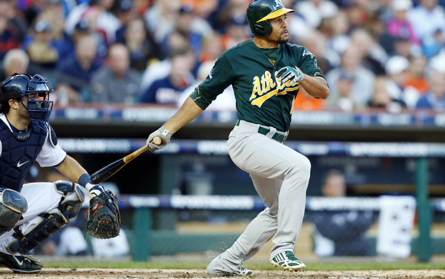 The best player on the field in the ALDS has been Coco Crisp, hands down.