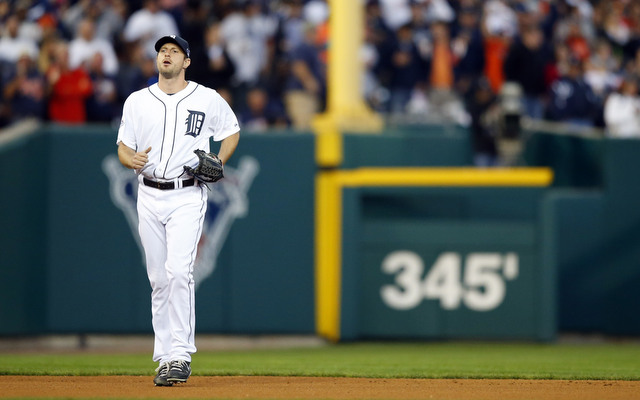 With inspiration from Miguel Cabrera, Max Scherzer came out of the bullpen in ALDS Game 4.