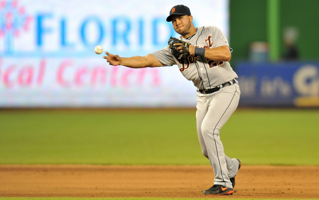 Jhonny Peralta will be the next shortstop in St. Louis.