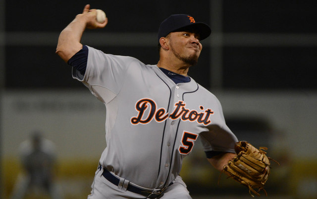 The Padres have bolstered their bullpen with Joaquin Benoit.