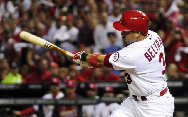 Once again, Carlos Beltran has interest in joining the Yankees.