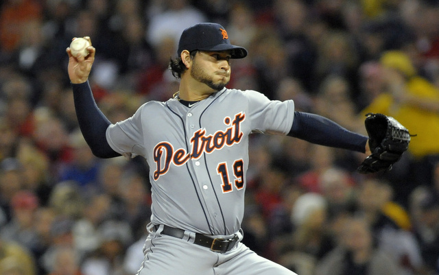 Anibal Sanchez won't have the element of surprise working for him in Game 5.
