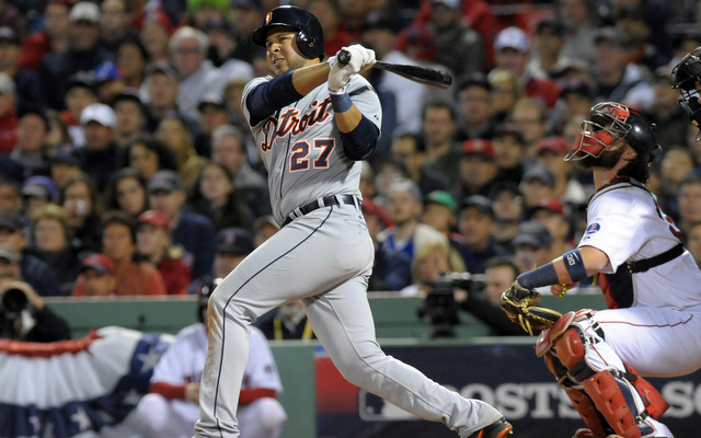 Jhonny Peralta was once again the Tigers' best hitter in ALCS Game 1.