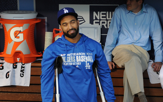 Another offseason, another surgery for Matt Kemp.