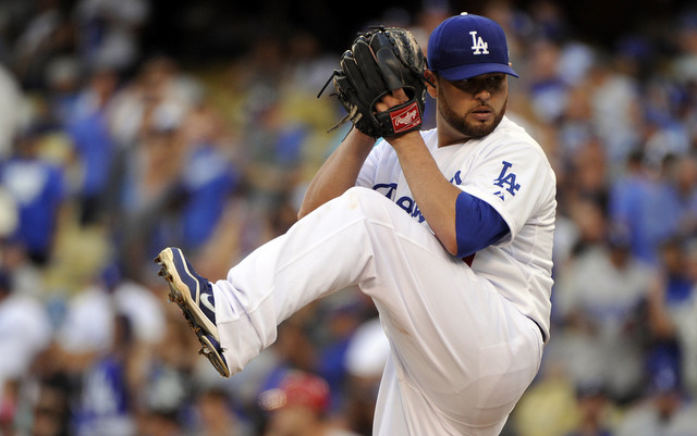 A few clubs have already extended multiyear offers to Ricky Nolasco.