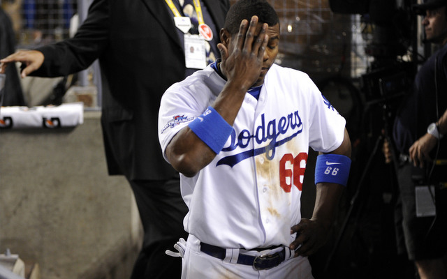 Yasiel Puig has been arrested for reckless driving for a second time this year.