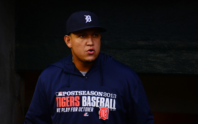 Once again, Miguel Cabrera has been dubbed the AL MVP.