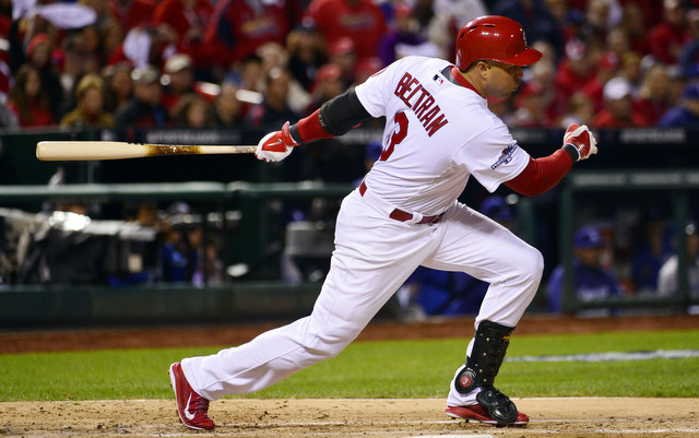 Carlos Beltran is a great hitter, but there are some causes for concern.