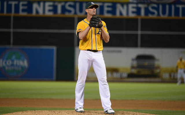 Grant Balfour is a free agent once again.
