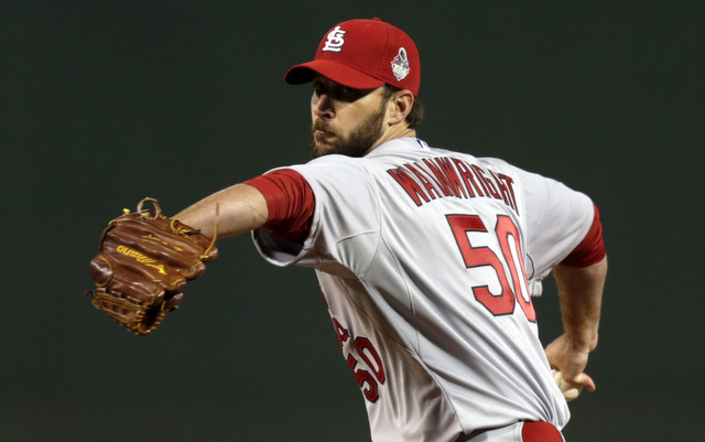 The Cardinals could bring Adam Wainwright back on short rest for Game 4.