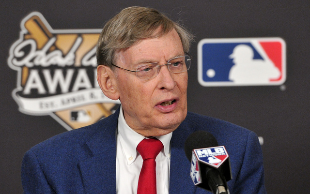 Bud Selig wants to spend time in all 30 MLB cities thanking fans in 2014.
