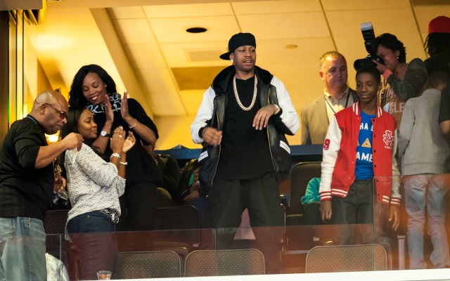 Iverson knew how to spend his money.