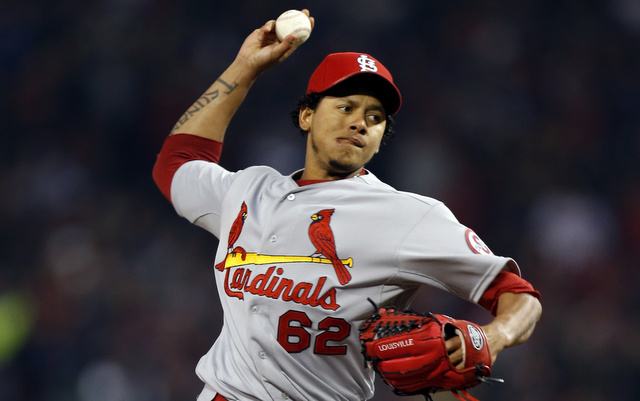 These last few days have been pretty embarrassing for Carlos Martinez.
