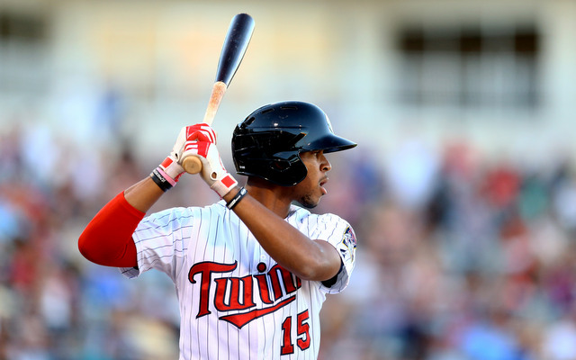 Once again, Byron Buxton has been named baseball's top prospect.