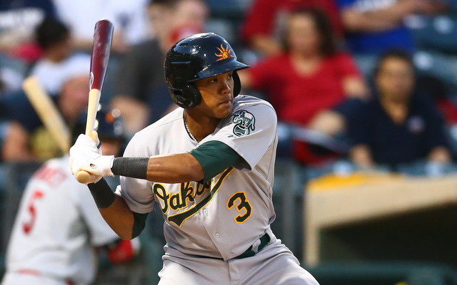 Addison Russell was the best prospect traded before the deadline.