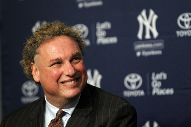 Yankees prez takes a shot at the Mets over revenue sharing