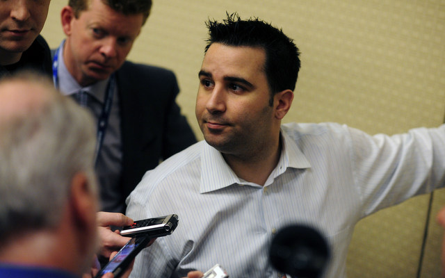 GM Alex Anthopoulos is expected to return to the Blue Jays next season.