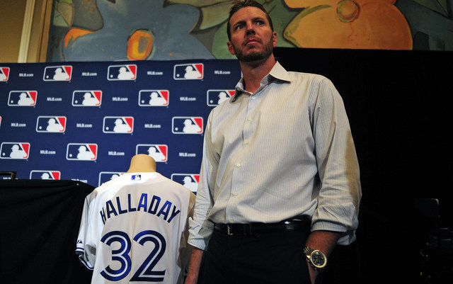 Roy Halladay called it a career on Monday.