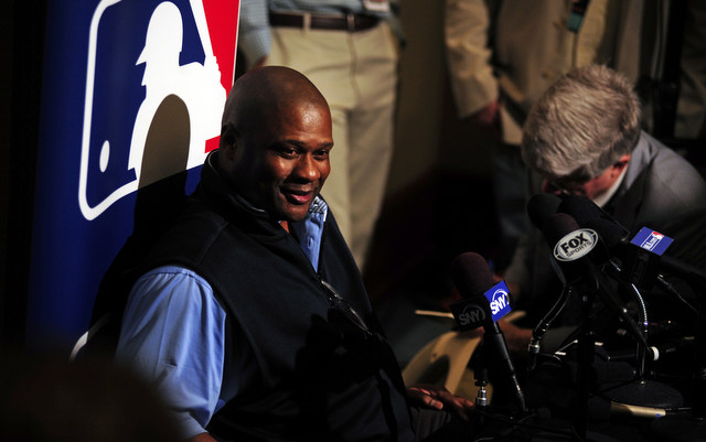 Lloyd McClendon was in real good spirits Tuesday at the Winter Meetings.