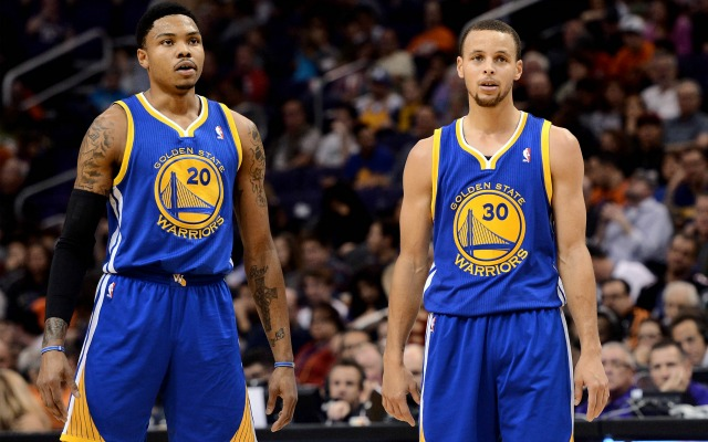 Under Armour's recruitment of Curry started with Kent Bazemore.