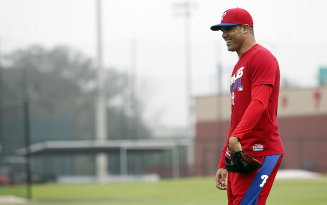 The Phillies are hoping to see more from Miguel Alfredo Gonzalez soon.