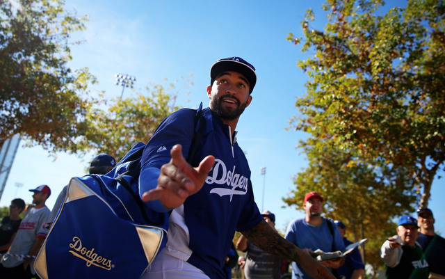 Matt Kemp is unlikely to be ready in time for the start of the season.