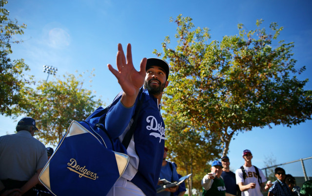 Once upon a time, Matt Kemp played in 399 consecutive games.