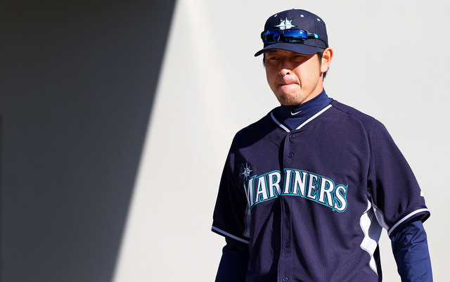 The Mariners will be without their co-ace to start the season.