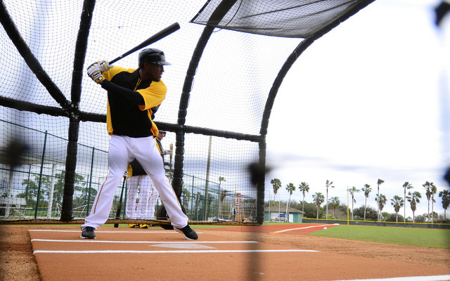 Starling Marte is looking to build on his strong rookie season.