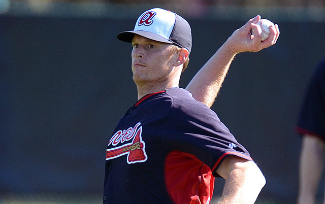 The Braves have added Gavin Floyd to the active roster.