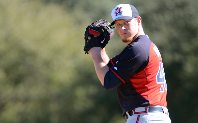 Does Craig Kimbrel have another triple-digit strikeout season in him?