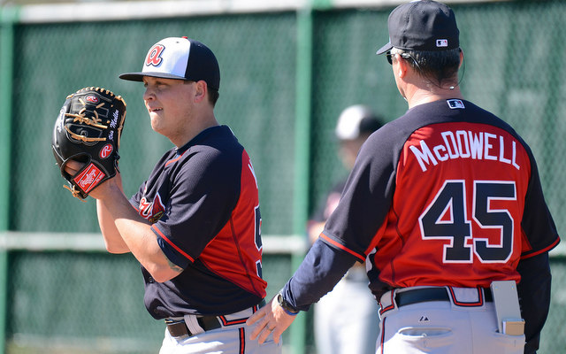 Kris Medlen will have his elbow rebuilt on Tuesday.