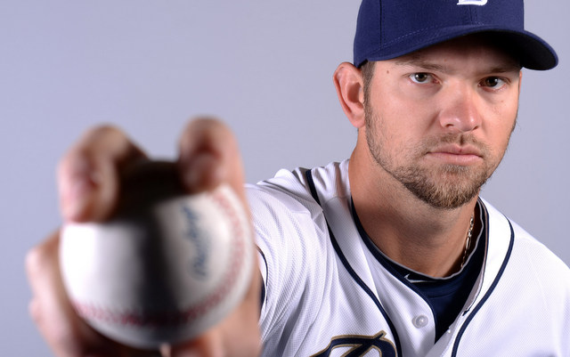 Josh Johnson will open the season on the DL with another arm injury.