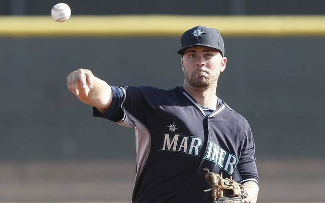How much longer will Nick Franklin be with the Mariners?