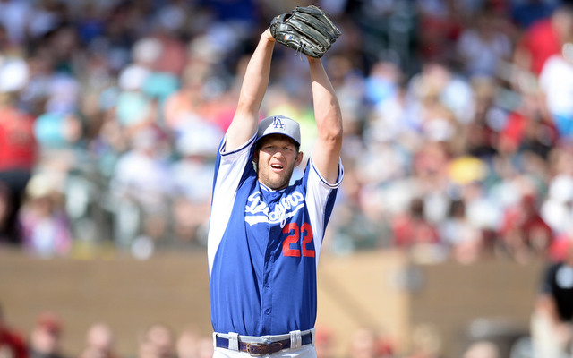 Can anyone unseat Clayton Kershaw and the Dodgers?