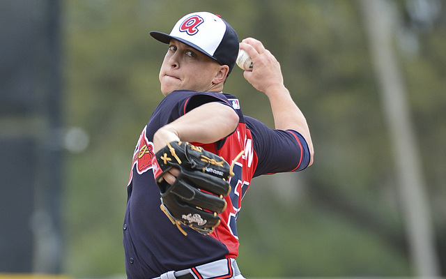 Kris Medlen is readying himself for a second elbow reconstruction.