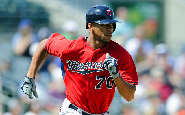 Byron Buxton, baseball's top prospect, returned from a wrist injury on Sunday.