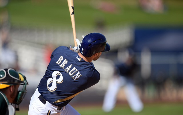 Ryan Braun is not lacking confidence following his PED suspension.